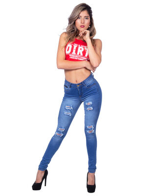 Jeans Mujer Dirty Jeans