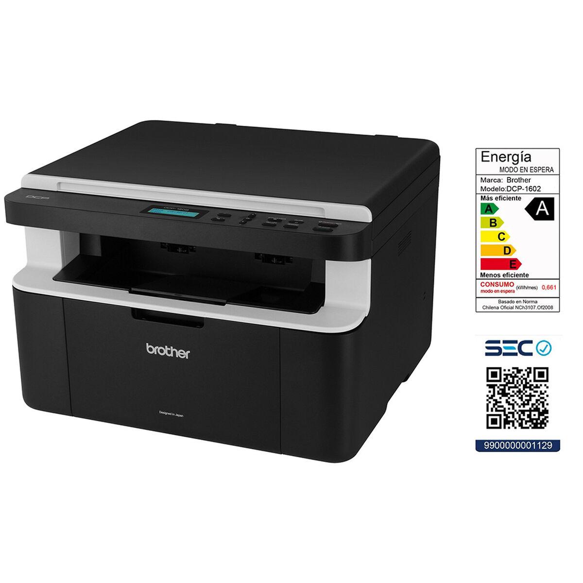 Impresora Multifuncional Brother DCP-1602