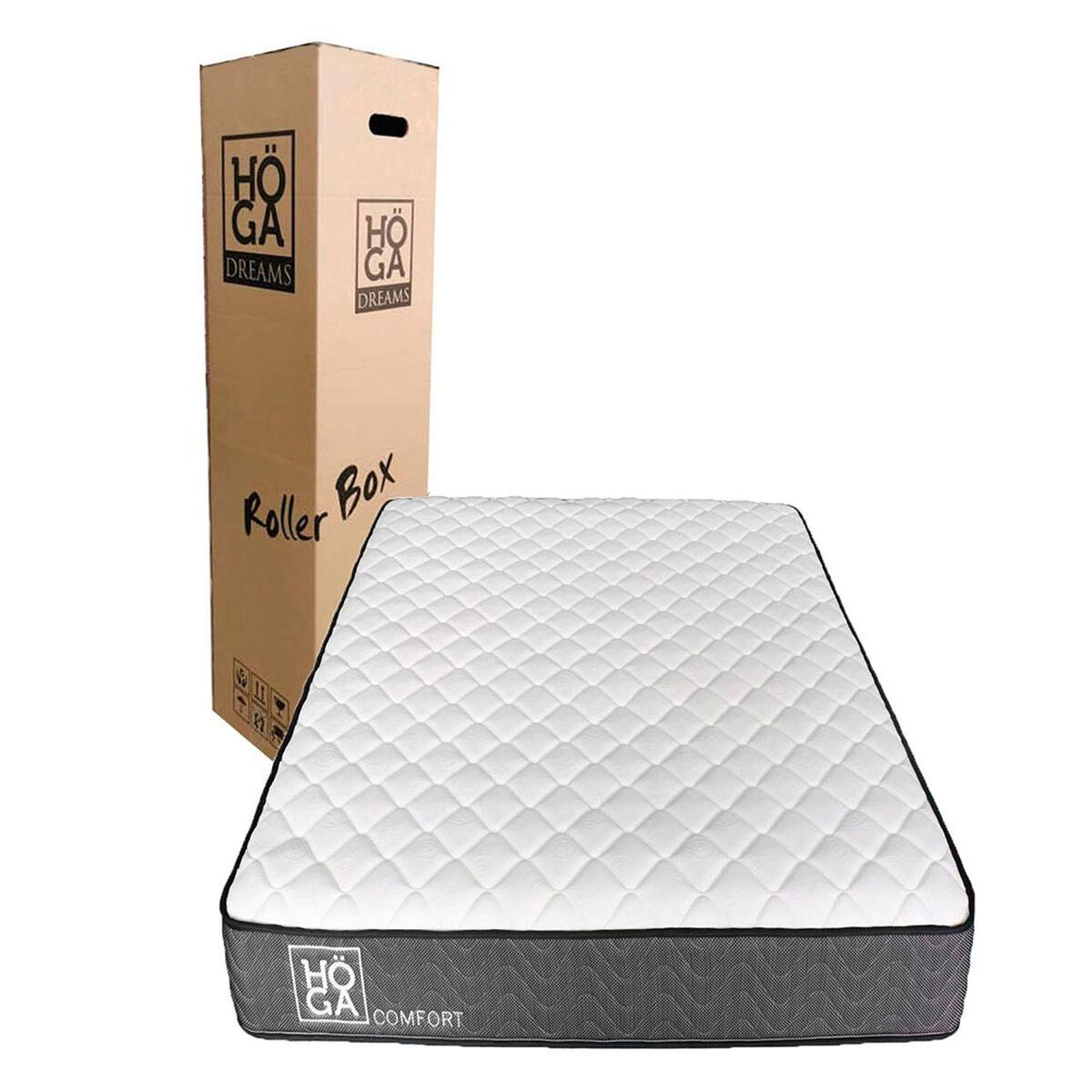 Colchón Hogadreams 1 Plaza Roller Box Comprimido