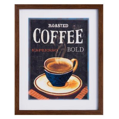 Cuadros Con Relieve Serie Café