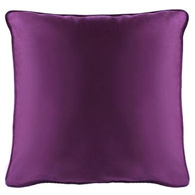 Cojín Velvet Morado 45 x 45 cm