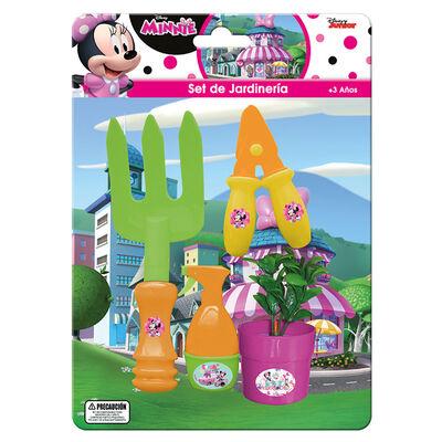 Set De Jardineria 3 Surtidos Minnie Disney