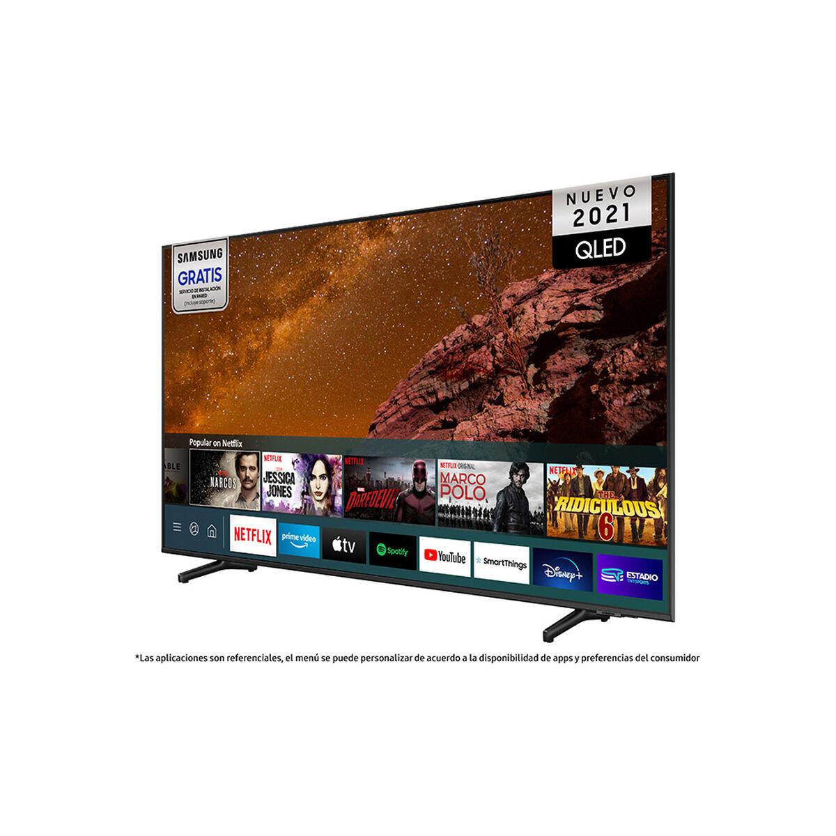 "QLED 50"" Samsung Q60A Smart TV 4K UHD 2021"