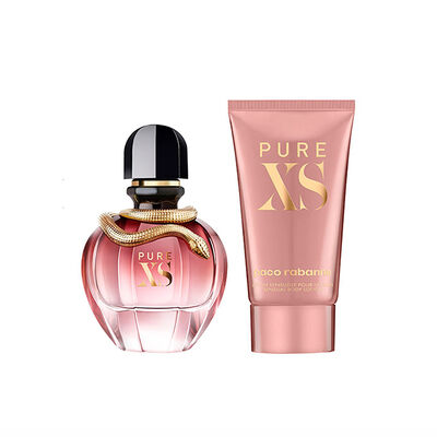 Estuche  Pure XS For Her EDP  50 ml + Body Lotion 75 ml