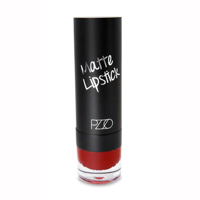 Labial Petrizzio Matte Lips Red Kiss