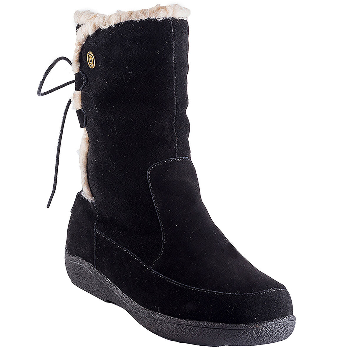 Bota Bamers Mujer Alpine Leather
