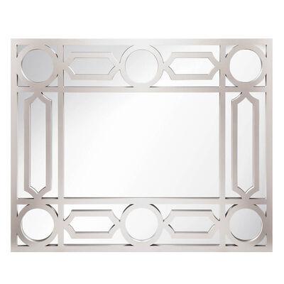 Espejo Rectangular Silver