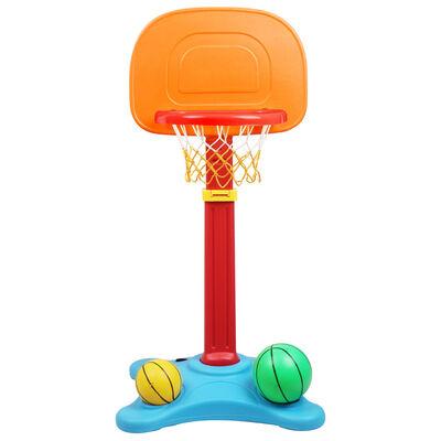 Set De Basketball Gamepower Con Balones