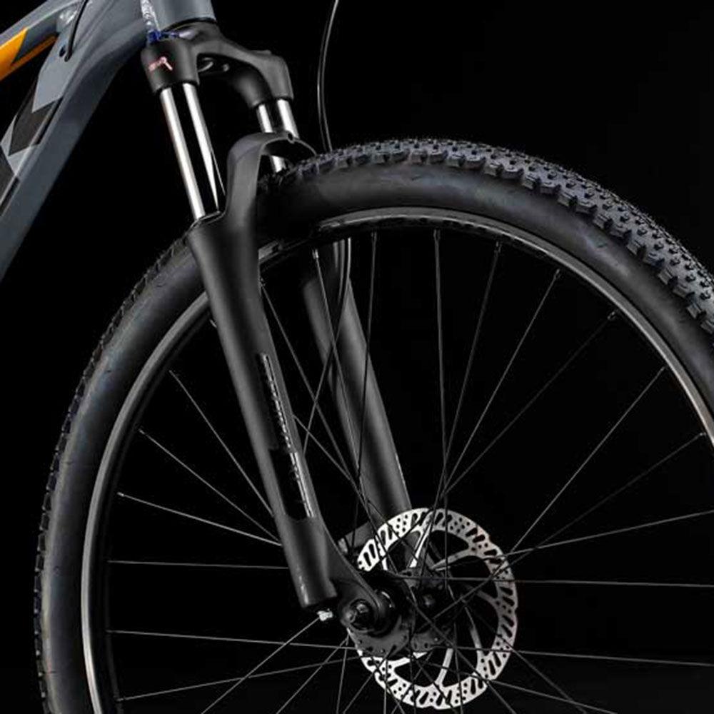 Bicicleta MTB Trek Marlin 6 Hombre Aro 29 Talla 17.5 Gris