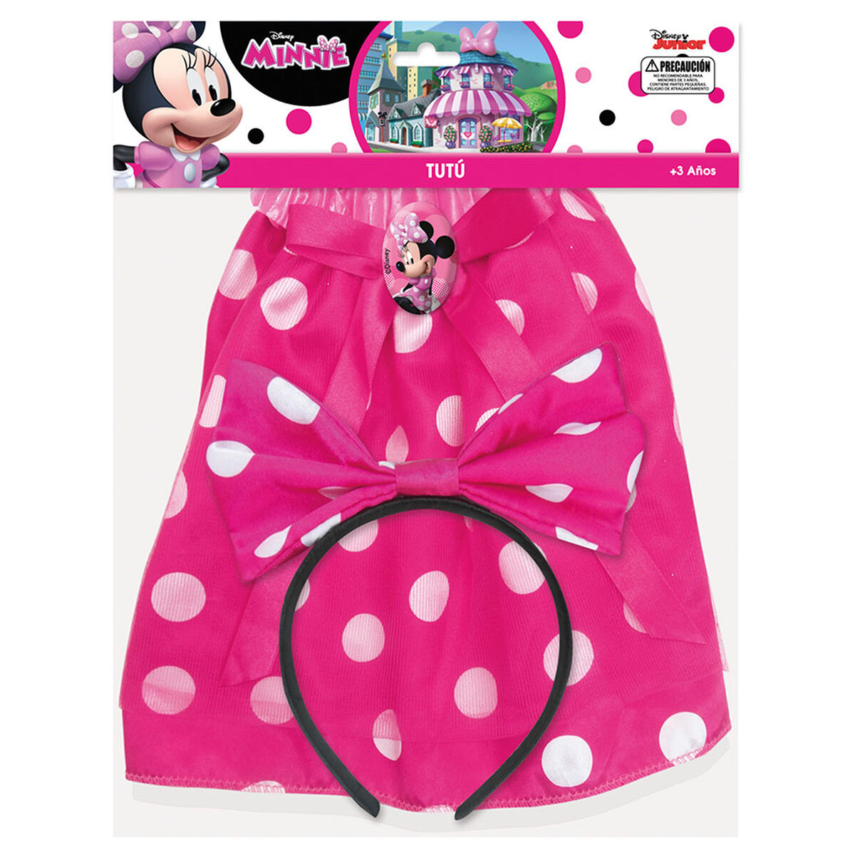 Faldita Minnie Disney