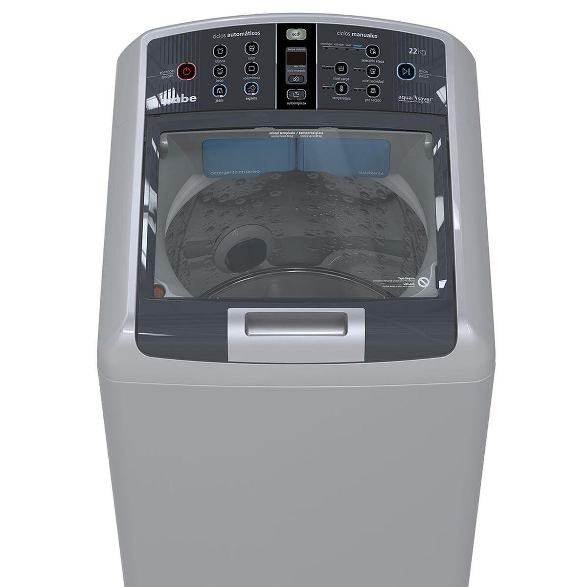 Lavadora Automática Mabe LMA72200WGCL0 22 kg