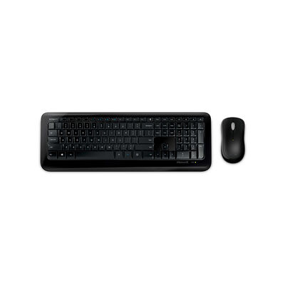 Combo Teclado + Mouse Microsoft Desktop 850 Inalámbrico