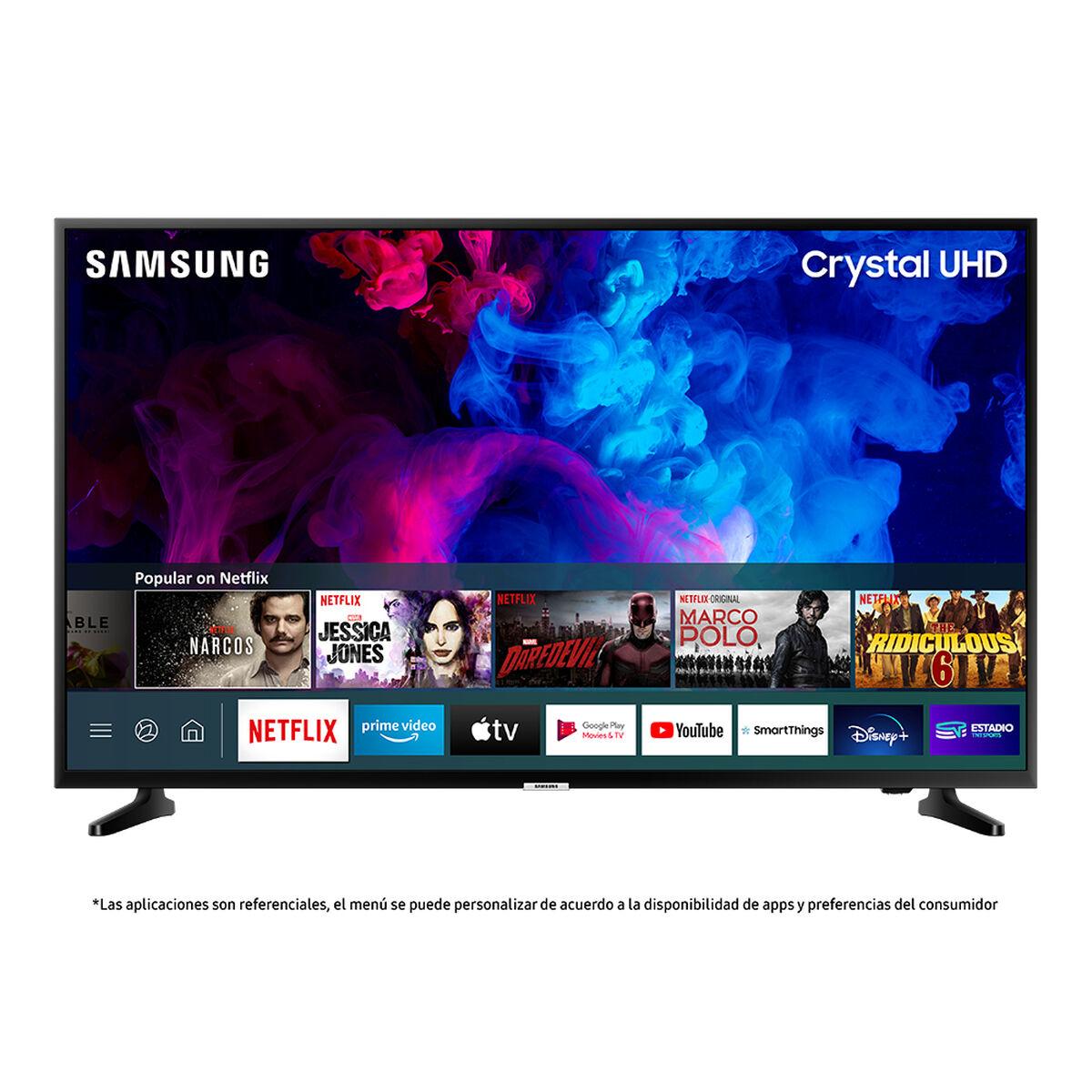 """LED 55"""" Samsung TU7090 Smart TV Crystal 4K UHD"""