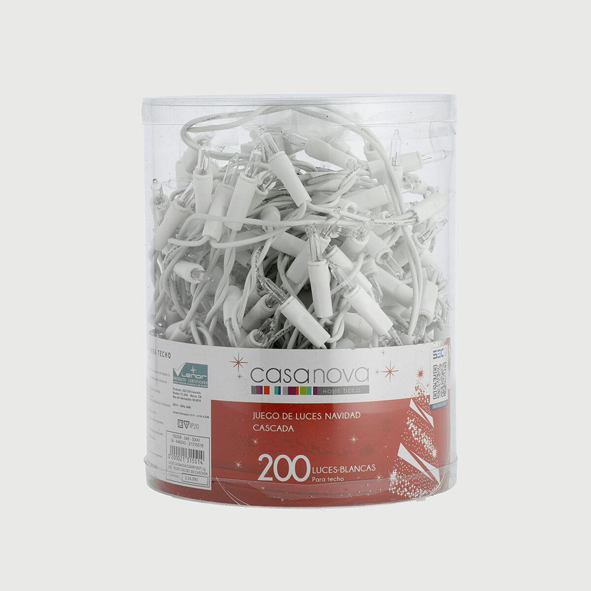 Set 200 Luces Techo