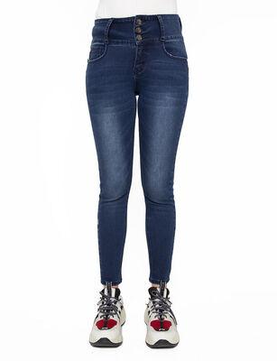 Jeans Slim Fit Mujer Ellus