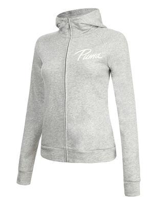 Chaqueta Mujer Puma Athletics Hooded Jacket Tr