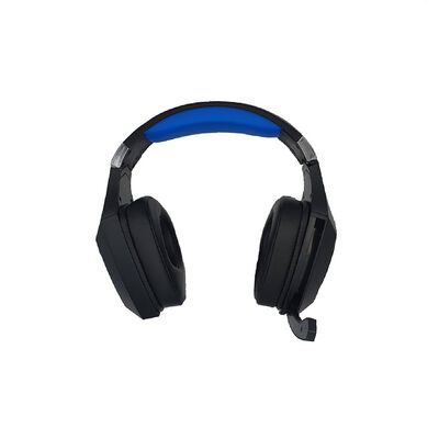 Audífonos Gamer Njoytech NJA-GMOX20 RGB USB V7.1 Negros