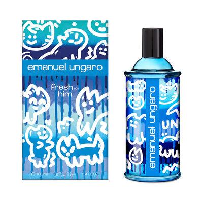 Perfume Ungaro Fresh For Him EDT 100 ml