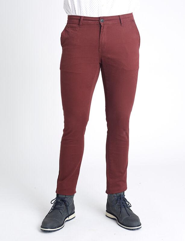 Pantalón Básico Zibel Hombre PASKCHINOT