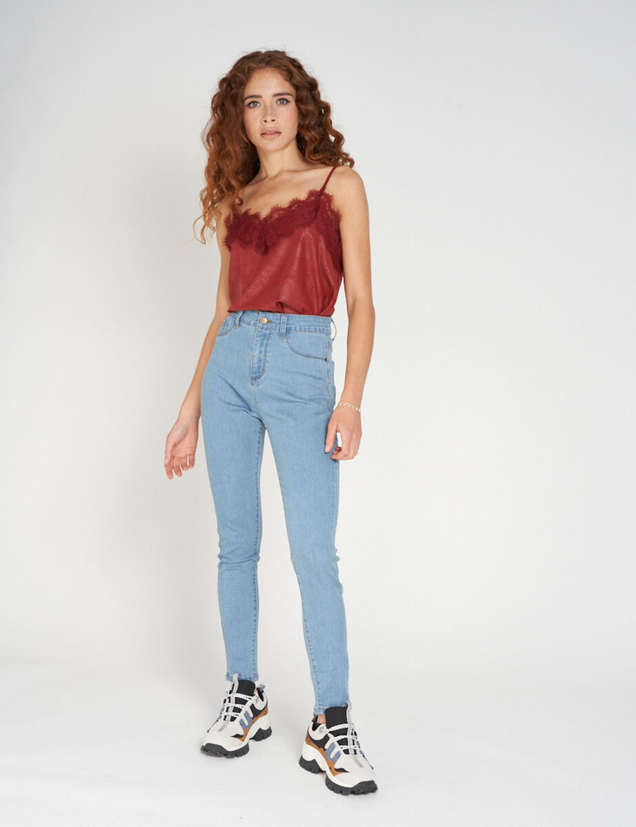 Jeans Skinny Mujer Icono