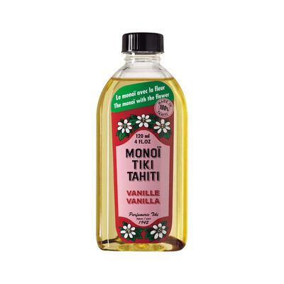 Aceite Hidratante Vainilla Monoï Tiki Tahiti 120 ml