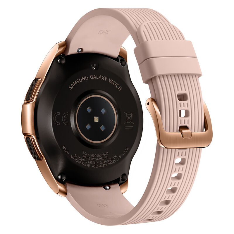 Samsung Watch SM-R810NZDAPHE Gold 1.2""