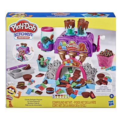 Kitchen Creations - Fábrica de chocolate Play-Doh