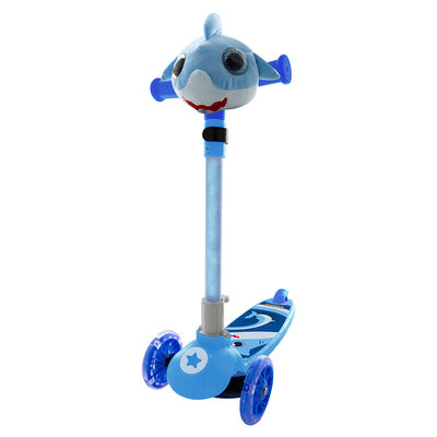 Scooter Peluche Sharky 3W Keyriders