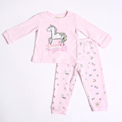 Pijama Algodón Beba Chess Baby