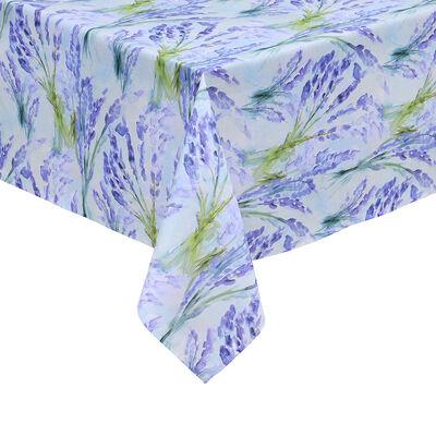 Mantel Mashini Aquarela BlueBell 150 x 210 cm