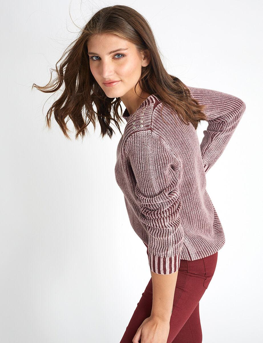 Tejido Sweater Básico Fiorucci