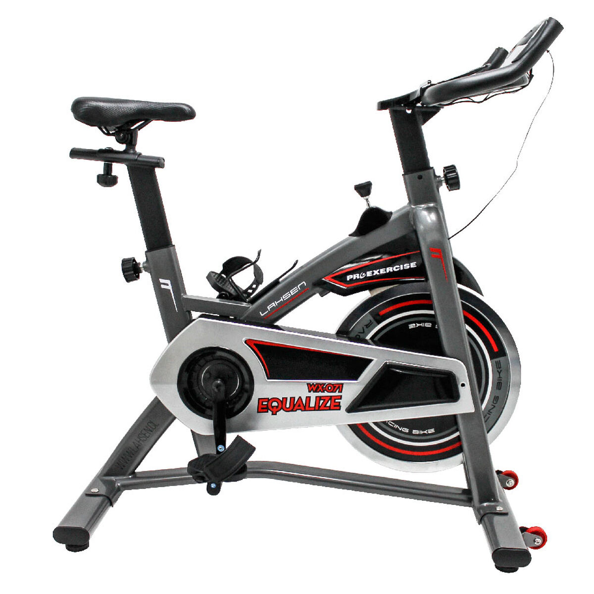 Bicicleta Spinning Lahsen Mecanica WX-071 Equalize