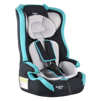 Silla para Auto Baby Way Turqueza BW 733T19
