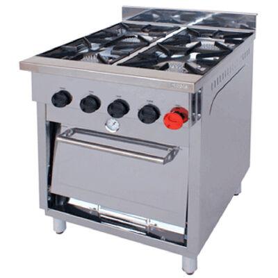 Cocina Industrial Maigas 6EA48  GL