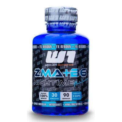 Zma Nightime +Vitamina B6 90 Cápsulas 39 Porciones