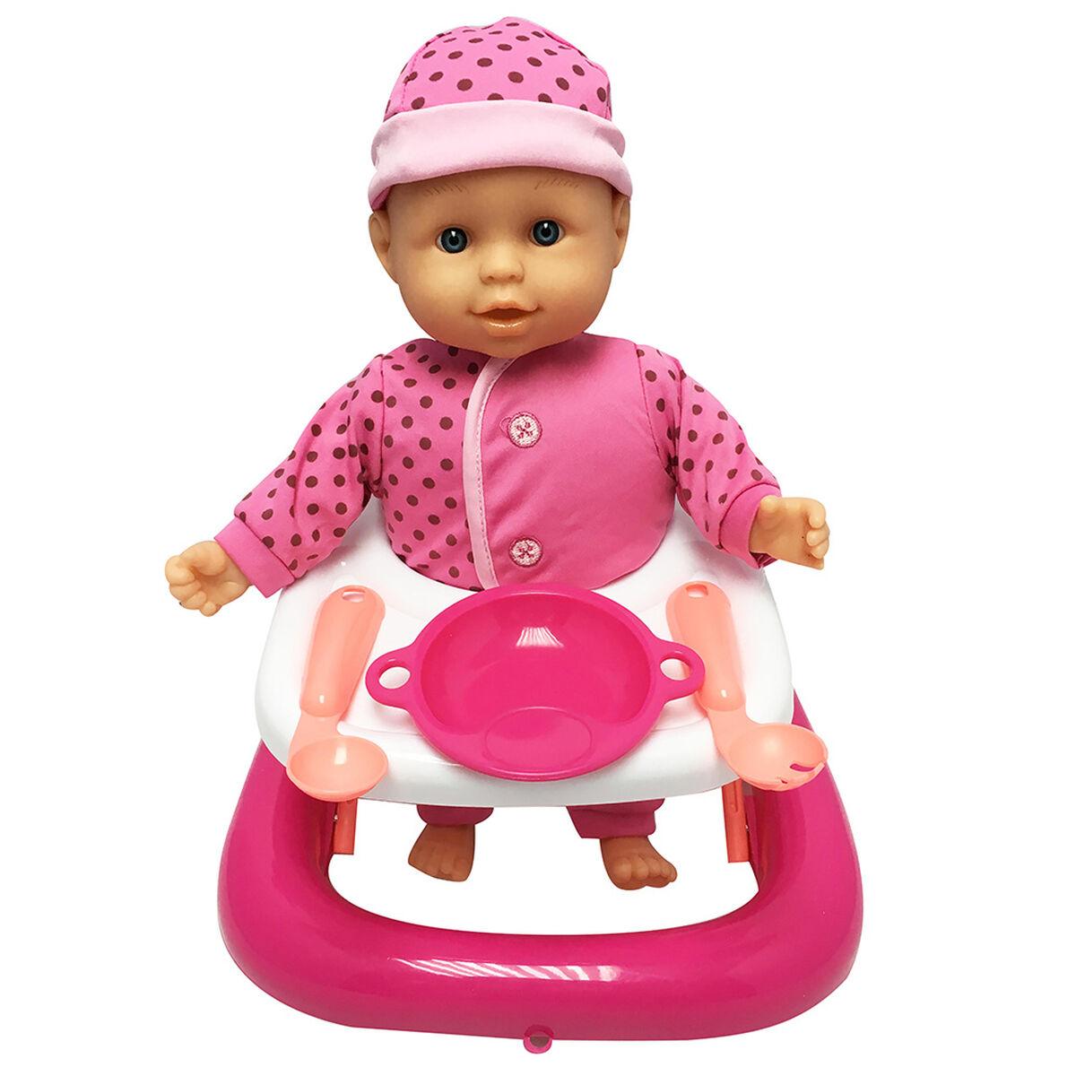 Bebé con andador Sweetums