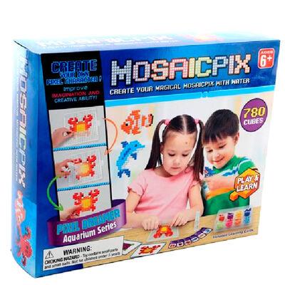 Set Manualidades Mosaicpix Acuario