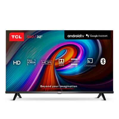 """LED 32"""" TCL 32S60 Android Smart TV HD"""