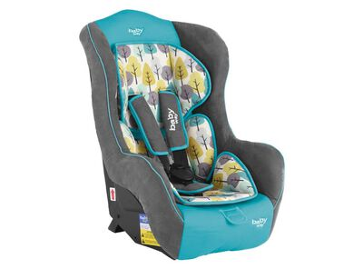 Silla Auto Baby Way Turquesa 744T18