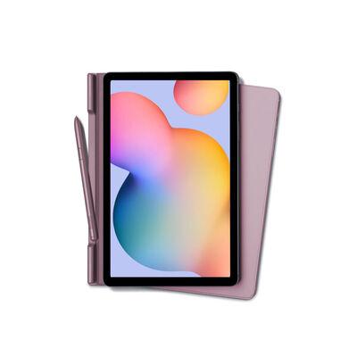 "Tablet Samsung S6 Lite Octa Core 4GB 64GB 10,4"" Rosada Wi-Fi + S Pen + Cover"