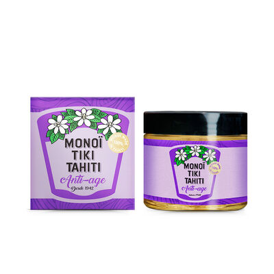 Aceite Regenerador Anti-Age Monoi Tiki Tahiti 120 ml