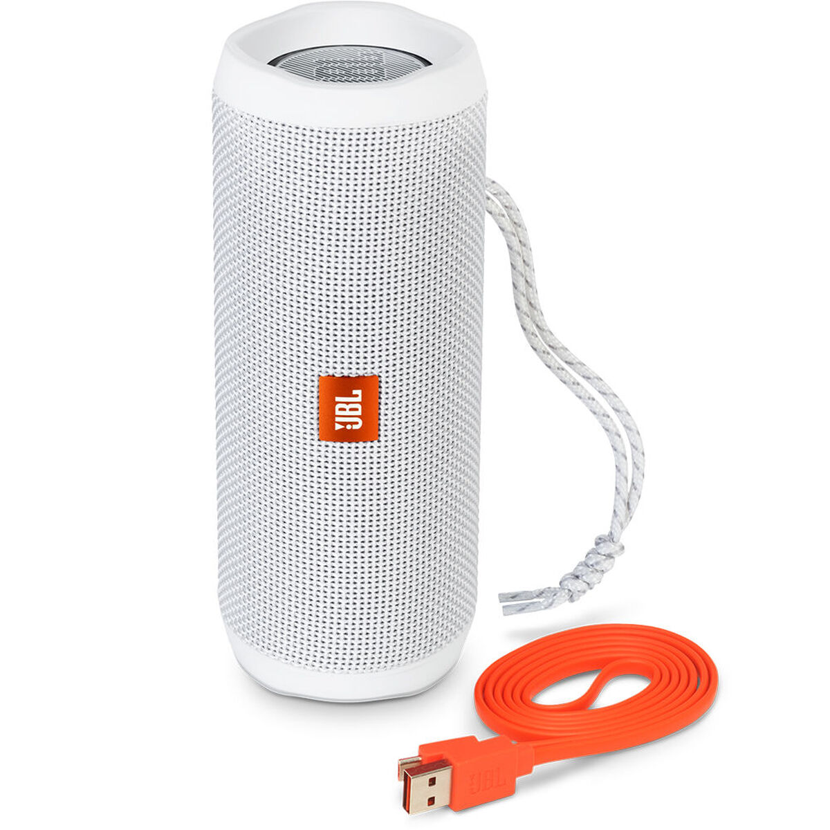 Parlante Bluetooth JBL Flip 4 Blanco