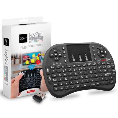 Teclado TouchpadMicrolabWireless Smart TV
