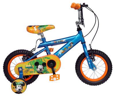 Bicicleta Lahsen Mickey Aro 12