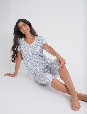 Pijama Mujer Portman Club