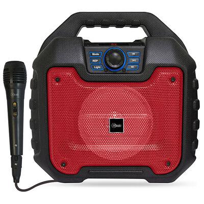 Parlante Portátil Microlab IPX4 Rojo