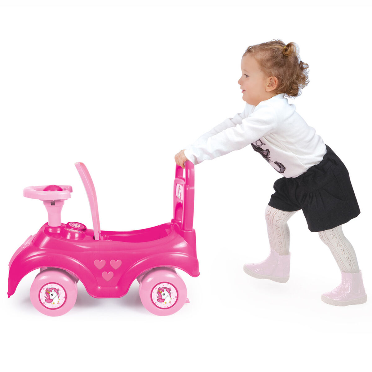 Correpasillo Sit And Ride Unicornio