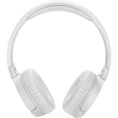 Audífonos Inalámbricos Bluetooth JBL TUNE 600BTNC Blancos