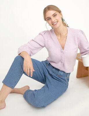 Jeans Baggy Mujer Zibel