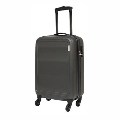 Maleta Boston Cabina Gris S